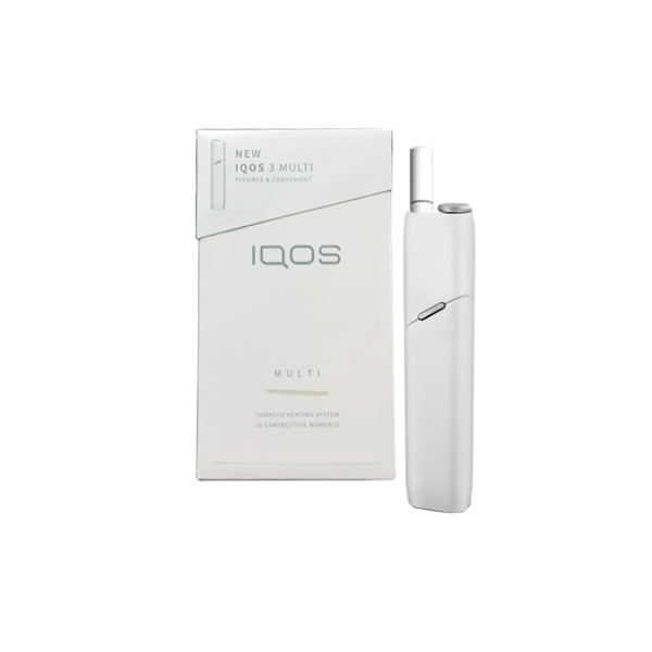 Original IQOS 3 Multi System Heat Not Burn Tobacco Heating kit free shipping